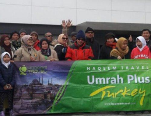 Paket Umroh Plus Turki November 2019