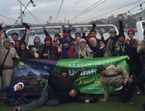 Promo Umroh Plus Turki Musim Salju 2020