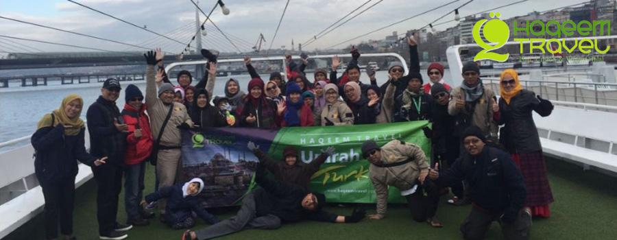Umroh Plus Turki Desember