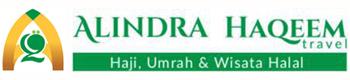 Alindra Haqeem Travel Umroh Logo