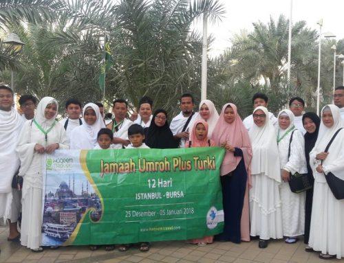 Paket Umroh Lailatul Qodar Ramadhan 2020 / 1441 H