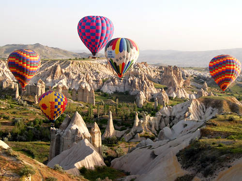 Paket Umroh Plus Turki Cappadocia September 2020