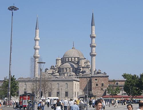 Paket Umroh Plus Turki Tulip April 2021
