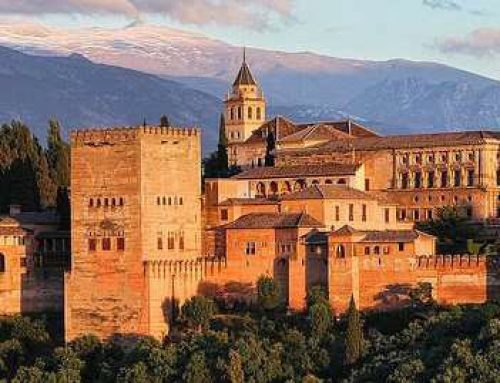 Paket Tour Spanyol Maroko 2020