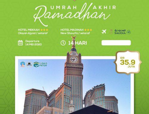 Paket Umroh Ramadhan 9 hari