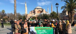 Paket Umroh Plus Turki Cappadocia April 2021
