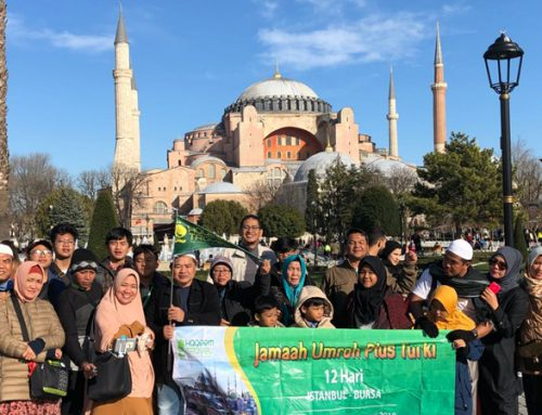 Paket Umroh Plus Turki Januari 2021