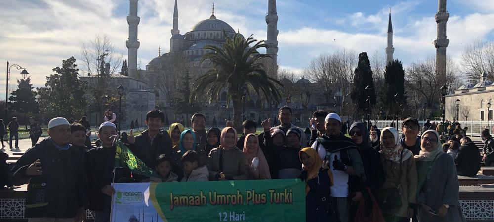 Paket Wisata Tour Turki Februari 2021