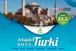 Paket Wisata Tour Turki September 2021