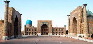 Paket Wisata Tour Uzbekistan Juli 2021