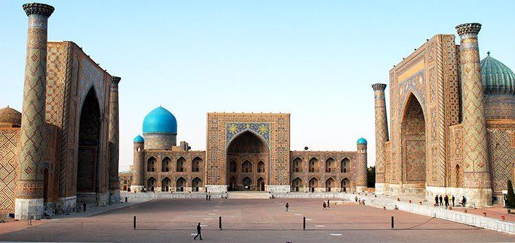 Paket Wisata Tour Uzbekistan 2020