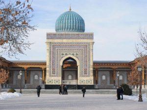 Paket Wisata Tour Uzbekistan Mei 2021
