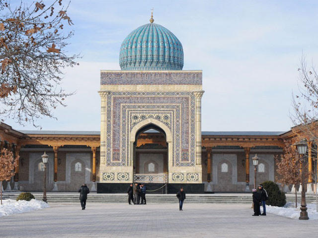 Paket Wisata Tour Uzbekistan Maret 2021