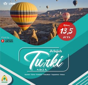tour turki