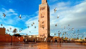 Paket Tour Maroko Spanyol Desember 2021