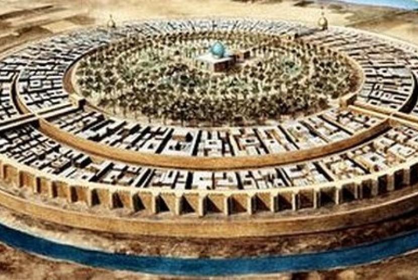 Dinasti Abbasiyah mengalami kejayaan pada masa pemerintahan