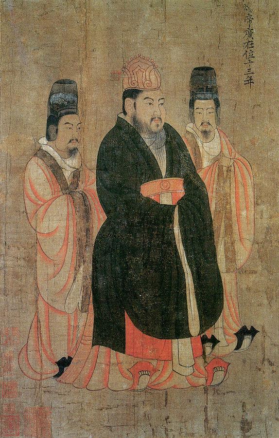 Pada masa dinasti tang pernah mencapai puncak kejayaan