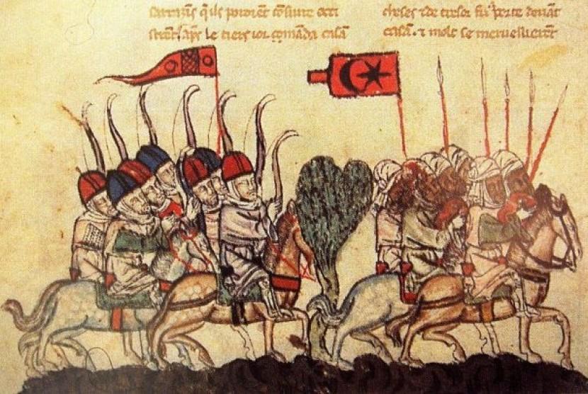 Mamluk imperium yang didirikan oleh para budak