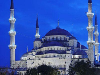 Masjid-Biru-Istanbul-Turki